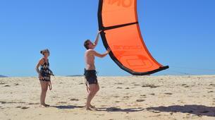 Kitesurfing-Ria Formosa-Kitesurfing lesson and courses in Ria Formosa near Faro-4
