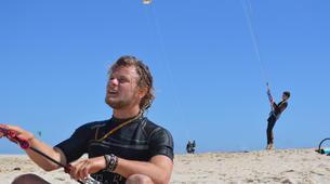 Kitesurfing-Ria Formosa-Kitesurfing lesson and courses in Ria Formosa near Faro-2