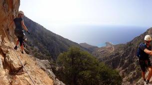 Via Ferrata-Heraklion-Via Ferrata à Kofinas, dans le Sud de la Crète-3