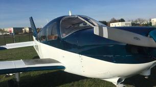 Scenic Flights-Paris-Plane piloting courses in Lognes, near Paris-1