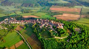 Montgolfière-Morvan-Vol en Montgolfière à Vézelay-4