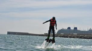 Flyboard / Hoverboard-Valencia-Flyboard sessions in Marina Real in Valencia-3
