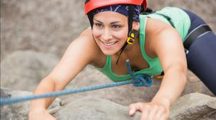 Rock climbing-Heraklion-Session d'Escalade aux Gorges d'Agio Farago, Sud de la Crète-2