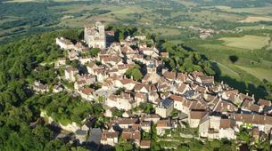Montgolfière-Morvan-Vol en Montgolfière à Vézelay-5