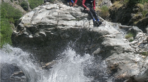 Canyoning-Cevennes National Park-Aquatic excursion in Cevennes National Park-5