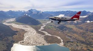 Scenic Flights-Queenstown-Milford Sound hike & flight from Queenstown-7
