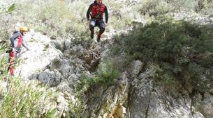Canyoning-Alicante-Canyoning Barranco del Mela in Alicante-1
