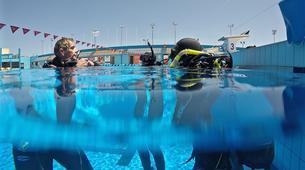 Scuba Diving-Malta-PADI Scuba Diver course in Exiles Bay, Malta-1