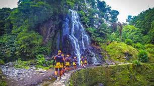 Canyoning-São Miguel-Canyoning the Ribeira dos Caldeiroes in Sao Miguel-1