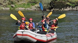 Rafting-Peneda-Gerês National Park-Rafting excursion on the Rio Minho near Peneda-Gerês National Park-3