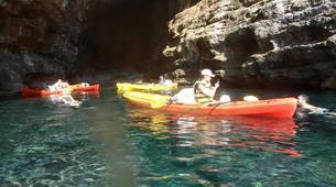 Kayak de mer-Dubrovnik-Sea kayaking excursion in Dubrovnik, Croatia-3