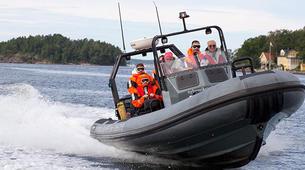 Jet Boat-Stockholm-Speed boat excursion in Stockholm-3