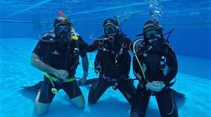Scuba Diving-Malta-PADI Scuba Diver course in Exiles Bay, Malta-5