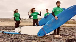Surfing-Bundoran-Surf lessons in Bundoran, Donegal-1