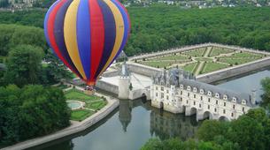Montgolfière-Tours-Vol en Montgolfière à Chenonceaux, Val de Loire-1