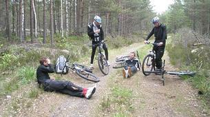 VTT-Stockholm-Mountain biking excursion in Stockholm-5