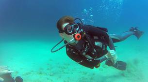 Scuba Diving-Malta-PADI Scuba Diver course in Exiles Bay, Malta-7