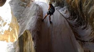 Canyoning-Heraklion-Canyon des Gorges de Portela, Sud de la Crète-1