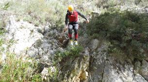 Canyoning-Alicante-Canyoning Barranco del Mela in Alicante-5