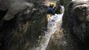 Canyoning-Granada-Lenteji canyon near Granada, Andalusia-6