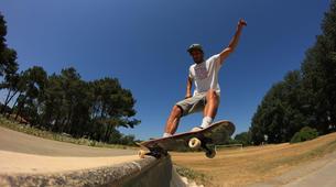 Skateboarding-Vieux-Boucau-les-Bains-Stage de skate à Vieux-Boucau-les-Bains-5