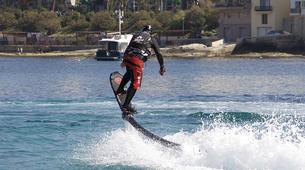Flyboard / Hoverboard-Malta-Hoverboarding session in Birkirkara, Malta-1