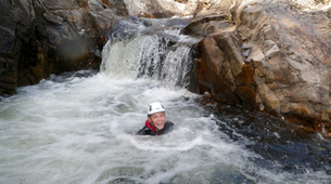 Canyoning-Cevennes National Park-Aquatic excursion in Cevennes National Park-2