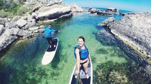 Stand Up Paddle-Malte-Stand up paddling & yoga lesson in Mellieha Bay, Malta-2
