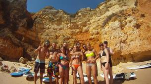 Stand Up Paddle-Lagos-SUP camp in Lagos, Portugal-3