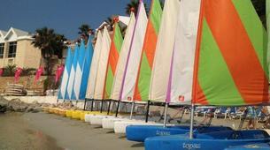 Sailing-Malta-Sailing course in Mellieha Bay, Malta-6