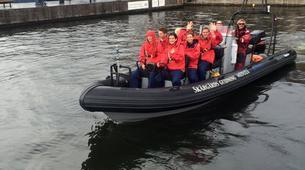 Jet Boating-Stockholm-Speed boat excursion in Stockholm-4