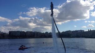 Flyboard / Hoverboard-Malte-Flyboarding sessions in Birkirkara, Malta-4