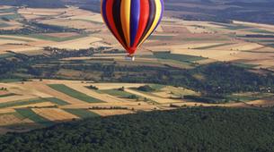 Montgolfière-Morvan-Vol en Montgolfière à Vézelay-1