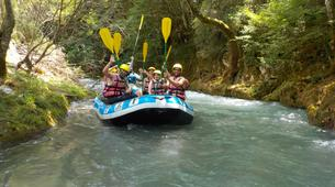 Rafting-Kalamata-Rafting excursion down the Lousios river-1