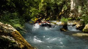Rafting-Kalamata-Rafting excursion down the Lousios river-4