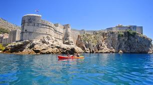 Kayak de mer-Dubrovnik-Sea kayaking excursion in Dubrovnik, Croatia-1