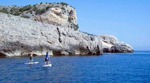 Stand up Paddle-Girona-SUP excursion in l'Estartit, Girona-6