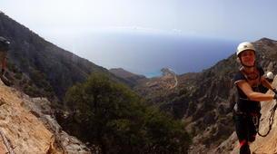 Via Ferrata-Heraklion-Via Ferrata à Kofinas, dans le Sud de la Crète-1