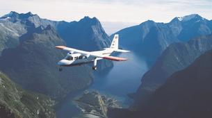 Scenic Flights-Queenstown-Milford Sound hike & flight from Queenstown-5