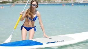 Stand up Paddle-Mallorca-SUP full rentals in Alcudia, Mallorca-1