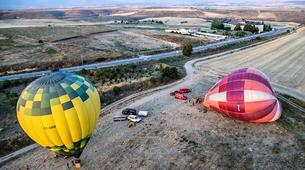 Hot Air Ballooning-Madrid-Hot air balloon flights in Segovia, near Madrid-3