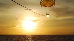 Parasailing-Zanzibar-Parachute Ascensionnel à Zanzibar, Tanzanie-2