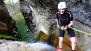 Canyoning-Heraklion-Canyon des Gorges de Portela, Sud de la Crète-6