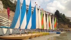 Sailing-Malta-Sailing course in Mellieha Bay, Malta-5