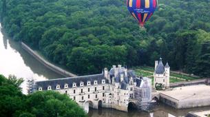 Montgolfière-Tours-Vol en Montgolfière à Chenonceaux, Val de Loire-5
