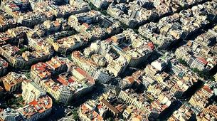 Helicopter-Barcelona-Scenic helicopter flights over Barcelona-5
