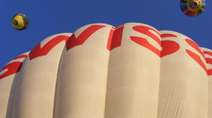 Hot Air Ballooning-Madrid-Hot air balloon flights in Segovia, near Madrid-6
