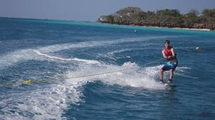 Wakeboarding-Zanzibar-Wakeboarding session in Paje, Zanzibar-4