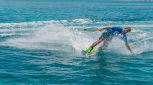 Wakeboarding-Zanzibar-Wakeboarding session in Paje, Zanzibar-1
