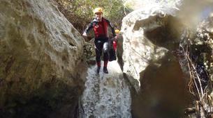 Canyoning-Alicante-Canyoning Barranco del Mela in Alicante-3